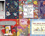 Best traditional tales books for kids