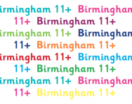 Birmingham 11+ parents' guide