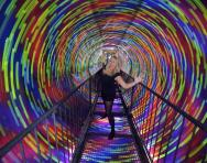 Edinburgh's Camera Obscura and World of Illusions