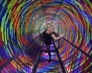 Edinburgh's Camera Obscura and World of Illusions