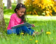 Unusual ways to encourage children to read
