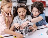 Children and robotics