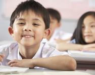 Children at a free school