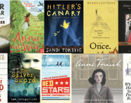 Best children's books about the Holocaust