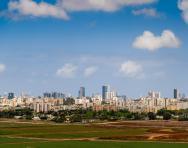 Israel cityscape