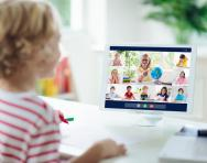 Safe video calling for kids
