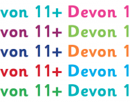 Devon 11+ guide for parents