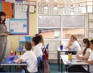 Discipline in primary school