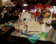 Foundling Museum family workshop