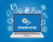What are hardware, software and Operating Systems?