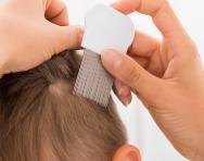 Headlice comb checking