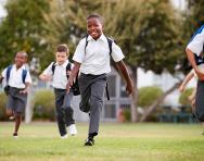 Helping children get into a school mindset