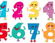 Illustrated numbers