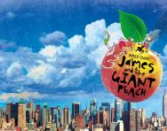 Roald Dahl's James and the Giant Peach, Northern Stage Newcastle