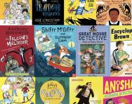 Best detective stories for KS1 kids