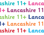 Lancashire 11+ guide for parents