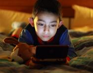 Managing child's gaming and screen time