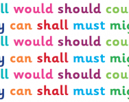 What are modal verbs?