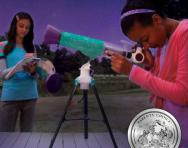 Educational toys: Moonscope