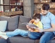 News and current affairs with children