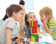 Nursery maths: what your child learns