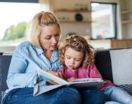 Overcome children's reading barriers