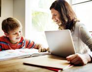 Parent and child homework