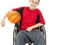 PE provision for children with disabilities