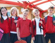 Primary-school children