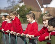 Primary-school pupils