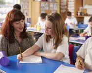 Primary school English teaching