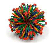 Hoberman Sphere: educational toys