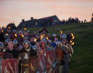 Hadrian's Wall Live! © English Heritage