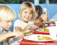 Free school meals for Reception, Y1 and Y2 children