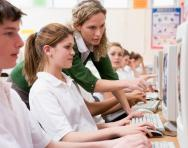 Secondary school ICT