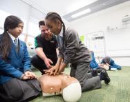 St John Ambulance Big First Aid Lesson