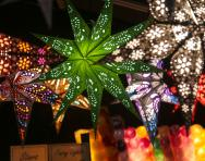 Southbank Centre Christmas Market © India Roper Evans
