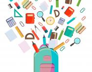 Stationery for secondary school