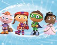 Super Why - best educational TV programmes for KS1