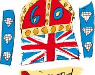 Queen's Diamond Jubilee logo
