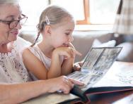 Talking to children about dementia