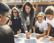 Teamwork in primary school