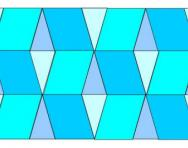 Tessellating shapes