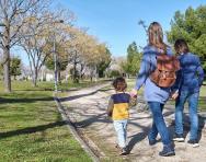 Transforming family walks