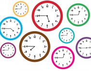 What are time intervals?