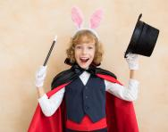 What children can learn from magic tricks