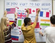 What is an international school?