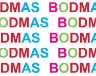 What is BODMAS?