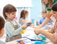 What your child learns in Nursery
