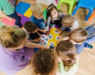 What your child learns in Nursery: English and literacy